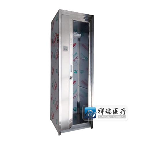 不锈钢内镜储存柜(转盘式)